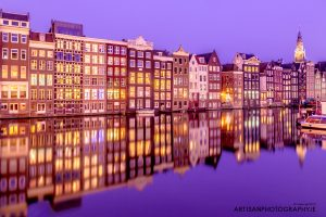 Artisan in Amsterdam